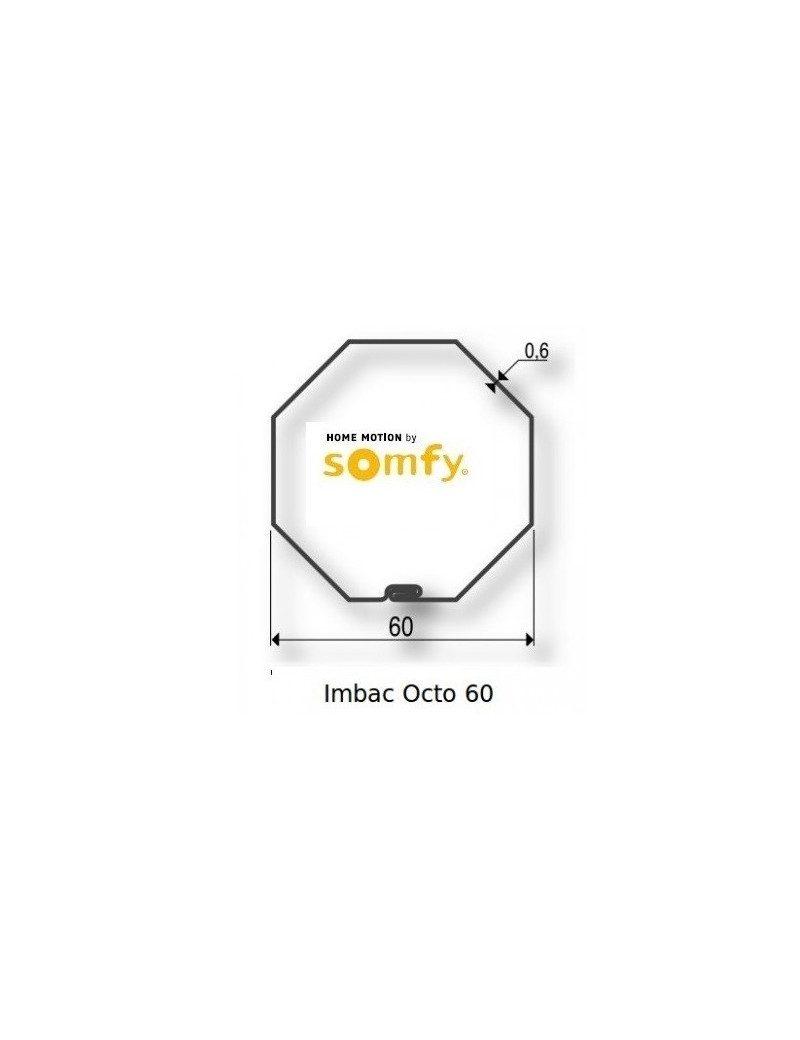 Bagues Imbac Octo 60 moteur Somfy LT50 - LT50 CSI