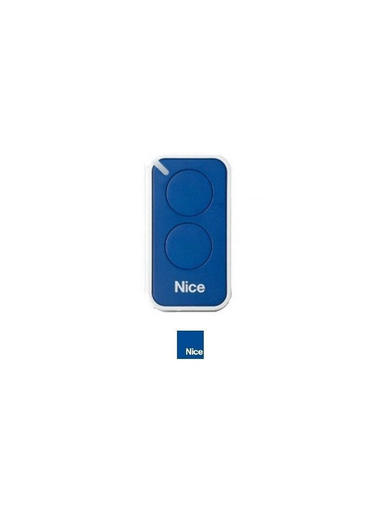 Telecommande Nice Era Inti bleu 2 canaux