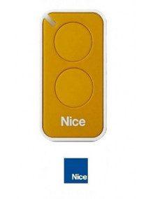Nice Era INTI2Y - Telecommande Nice Era Inti jaune 2 canaux
