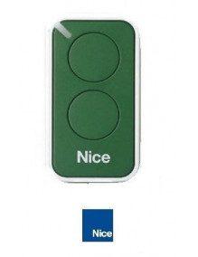 Nice Era INTI2G - Telecommande Nice Era Inti vert 2 canaux