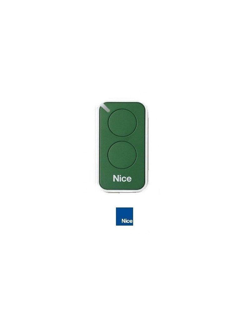 Telecommande Nice Era Inti vert 2 canaux