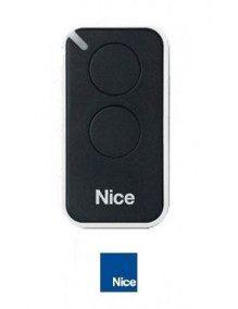 Nice Era INTI2 - Telecommande Nice Era Inti noir 2 canaux