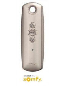 Somfy 1810637 - Telecommande Somfy Telis 1 Rts Silver
