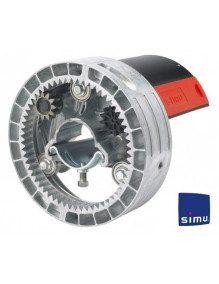 Simu 2007120 - Moteur Centris Simu Central L 100/10 60/220