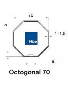 Nice 515.07000 - Bagues Octo 70 moteur Nice Era M et MH
