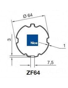 Nice 515.26264 - Bagues ZF64 moteur Nice Era M et MH
