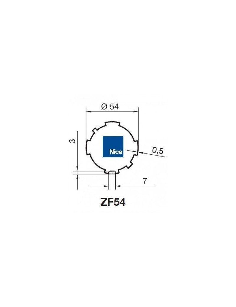 Bagues ZF54 moteur Nice Era M et MH