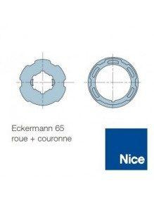 Bagues Eckermann 65 moteur Nice Era M et MH