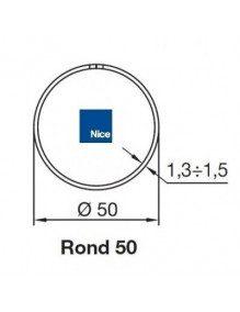 Nice 515.25003 - Bagues Rond 50x1,5 moteur Nice Era M et MH