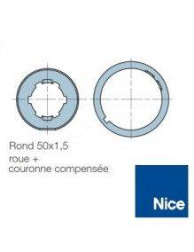 Bagues Rond 50x1,5 moteur Nice Era M et MH
