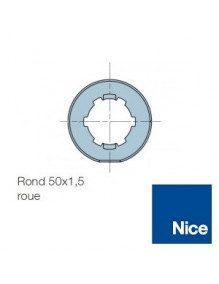 Bagues Rond 50 moteur Nice Era M et MH