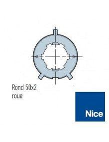 Bagues Rond 50x1.8 moteur Nice Era M et MH