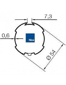 Nice 515.26254 - Bagues Deprat 53 moteur Nice Era M et MH