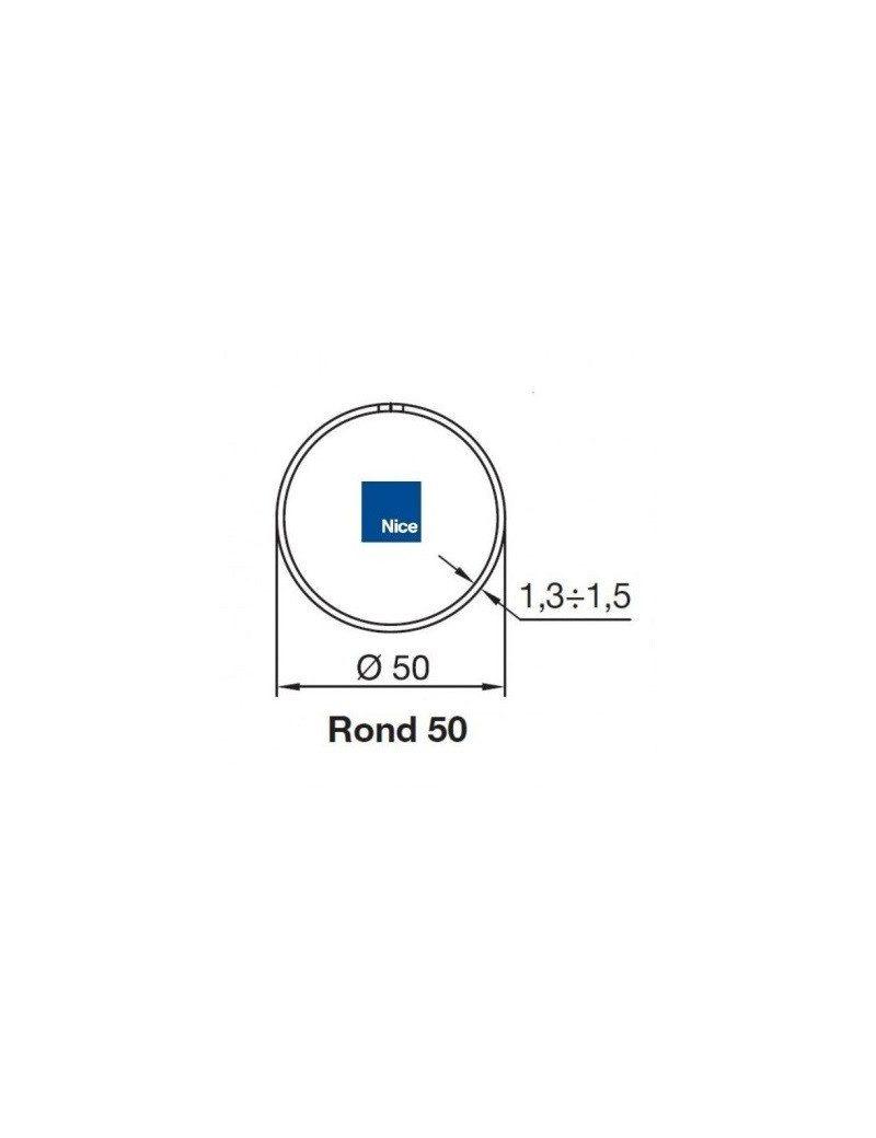 Bagues Rond 50x1,3/1,5 moteur Nice Era M et MH