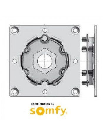 Support moteur Somfy LT50 LT60 à visser