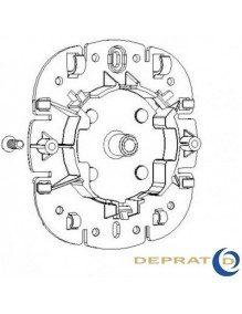 Deprat 050SUP31K - Support moteur Deprat universel avec pion