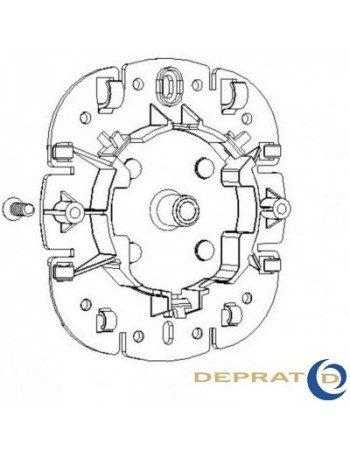 Support moteur Deprat universel avec pion