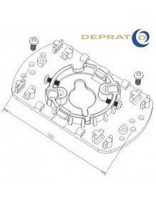 Deprat 050SUP16K - Support moteur Deprat electronique entraxe 100