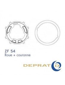 Bagues Deprat ZF 54 moteur Deprat