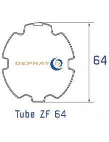 Deprat 050KZF64 - Bagues Deprat ZF 64 moteur Deprat