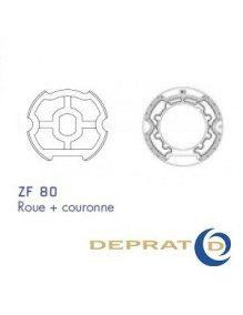 Bagues Deprat ZF 80 moteur Deprat