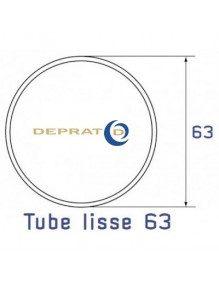 Deprat 050KTL63 - Bagues Rond lisse 63 moteur Deprat