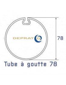 Deprat 050KTG78 - Bagues Tube à goutte 78 moteur Deprat