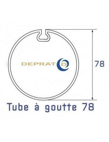 Bagues Tube à goutte 78 moteur Deprat