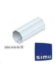Simu 9530117 - Bagues Octo 70 Simu T6 - Dmi6