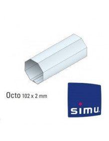Simu 9530131 - Bagues Octo 102 Simu T6 - Dmi6