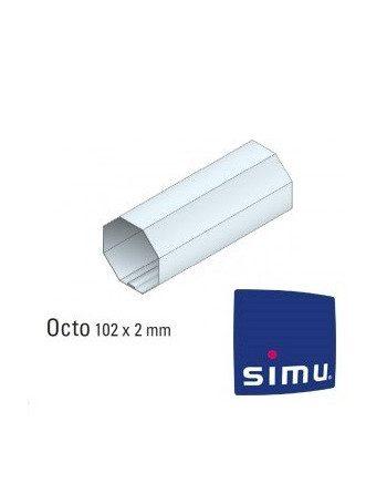 Bagues Octo 102 Simu T6 - Dmi6