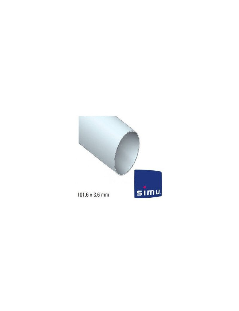 Bagues Rond 101,6x3,6 stop roue Simu T6 - Dmi6