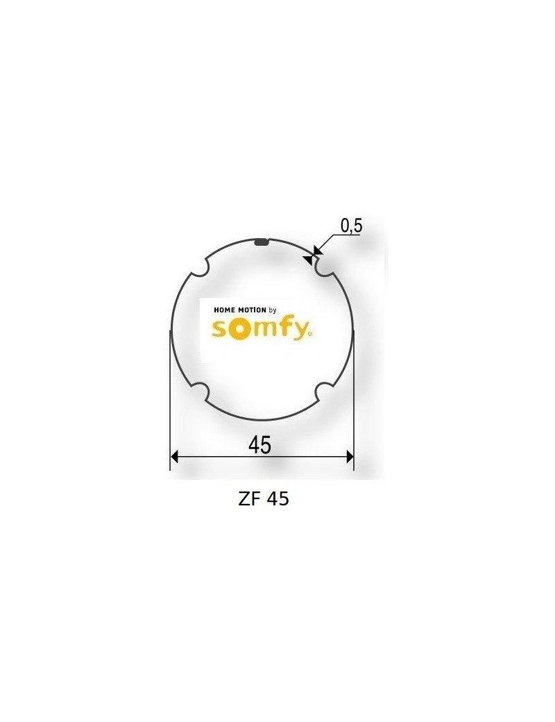 Somfy 9500456 - Bagues ZF 45 moteur Somfy Ls40