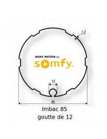 Bagues Imbac 85 goutte 12 moteur Somfy LT60 - LT60 CSI
