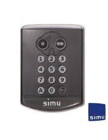 Simu 2006029 - Digicode Simu Radio SA Hz