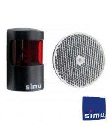 Simu 2008394 - Cellule Simu Reflex polarisée