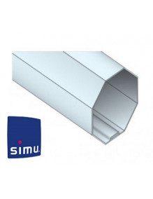 Simu 9016635 - Bagues Octogonales 40 moteur Simu T3.5