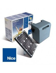 Nice SYKCE - Kit alimentation solaire Nice Solemyo