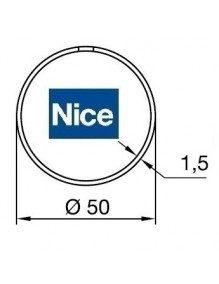 Nice 515.25002 - Bagues Rond 50 couronne a anneau moteur Nice Era M et MH